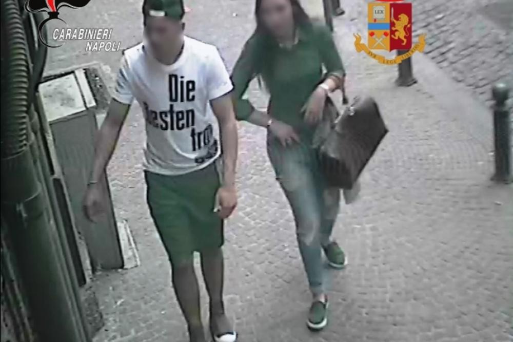 SRPSKA PORODICA OPUSTOŠILA ITALIJU: Majka, ćerka i sin uhapšeni zbog serije krađa! NAJMLAĐI ČUVA STRAŽU, DOK OSTALI UZIMAJU ŠTA STIGNU!