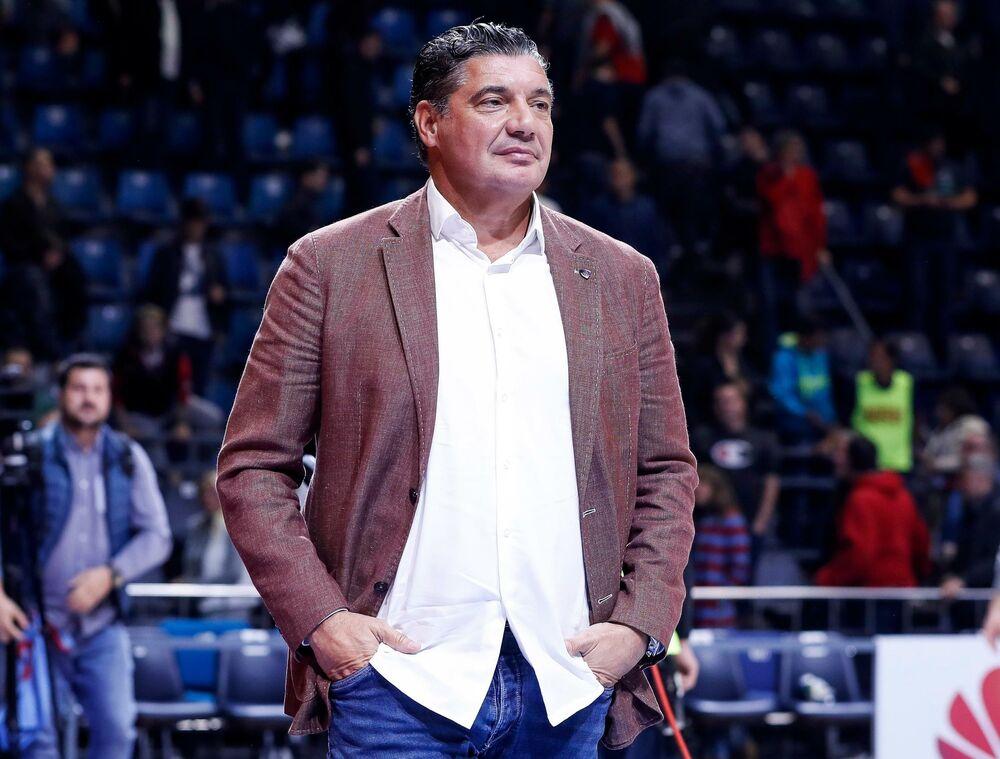 NIKO KAO MIŠKO: Ražnatović zastupa najviše košarkaša u Evroligi