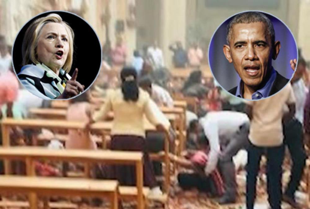 502e98317bc54 Bivši američki predsednik Barak Obama i bivša državna sekretarka Hilari  Klinton nisu hteli da žrtve masakra u Šri Lanki nazovu hrišćanima.