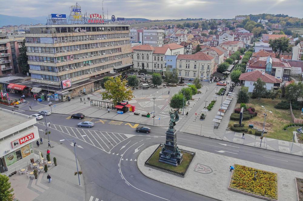 Gradonačelnica Kruševca Jasmina Palurović o realizovanim investicijama u prethodnom periodu