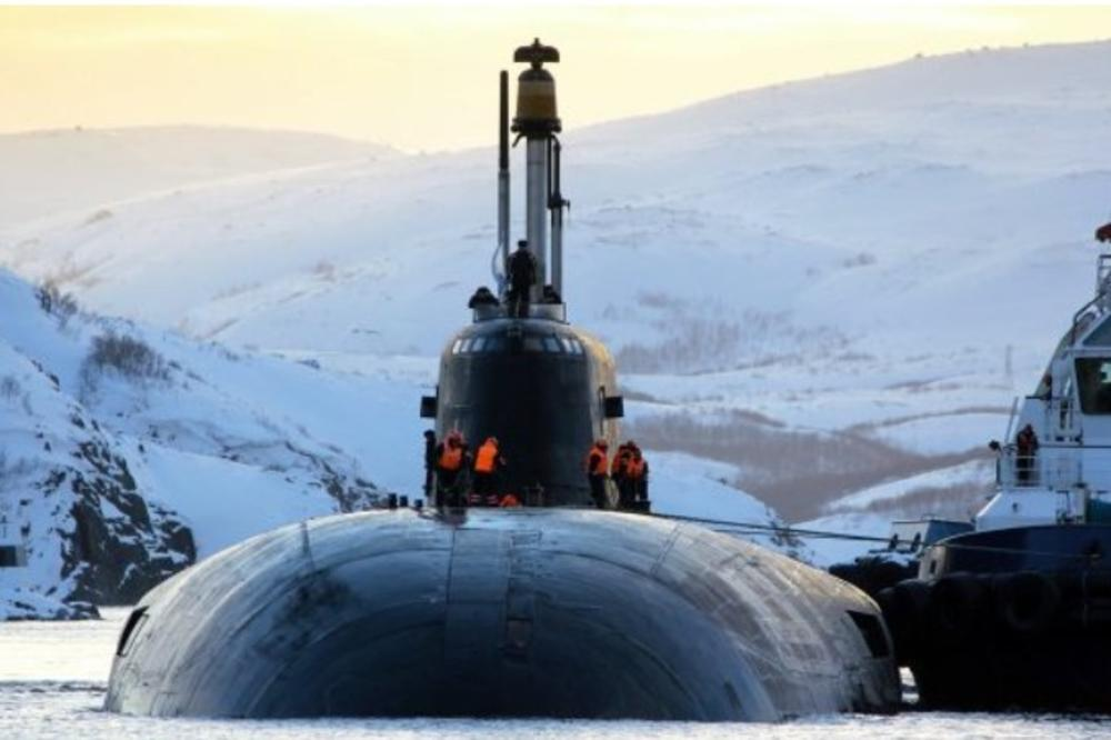 NOVA RUSKA PODMORNICA PRAVO JE REMEK DELO: Njeno moćno naoružanje KONTROLIŠU I NAVODE SATELITI! (VIDEO)