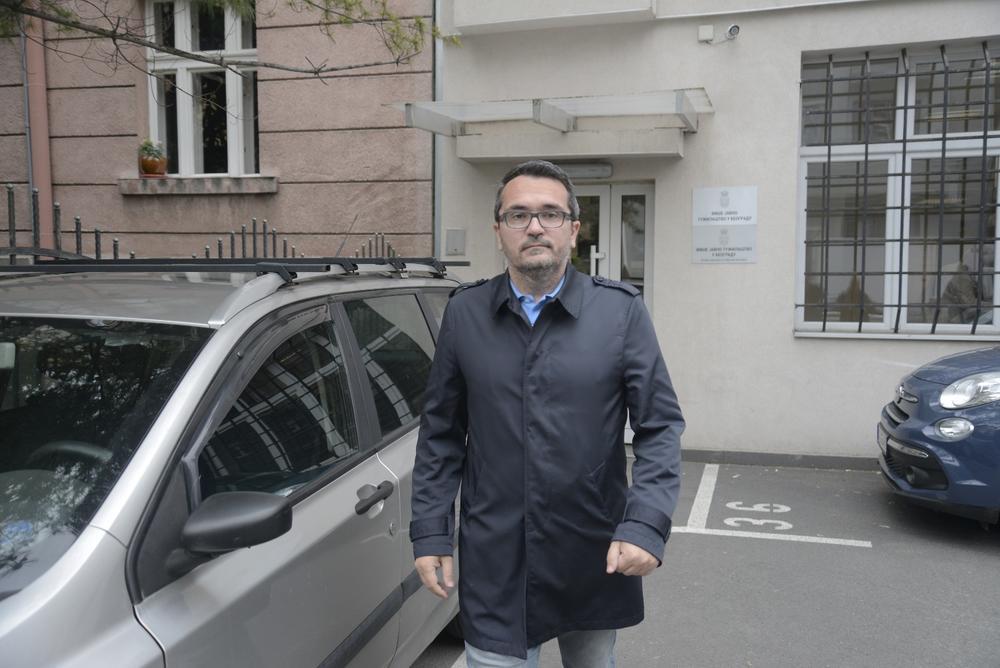 Čeka poziv za saslušanje... Dalibor Krkanović
