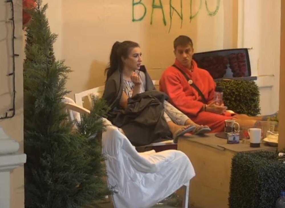 PRIČA SE DA GA SE OTAC ODREKAO! David Dragojević više nije mogao da ĆUTI: Otkrio Rebeki veliku porodičnu tajnu! (VIDEO)