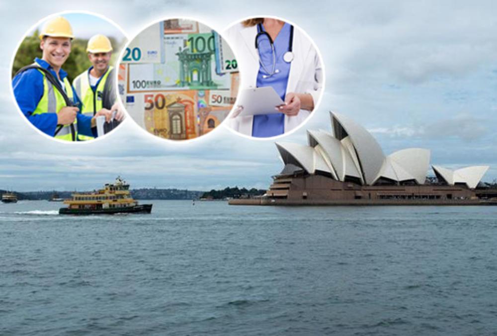 AUSTRALIJA TRAŽI RADNIKE, MOGU I SRBI DA APLICIRAJU: Plate su od 8.000 do 10.000 evra, a radnici iz ove struke su im HITNO potrebni!