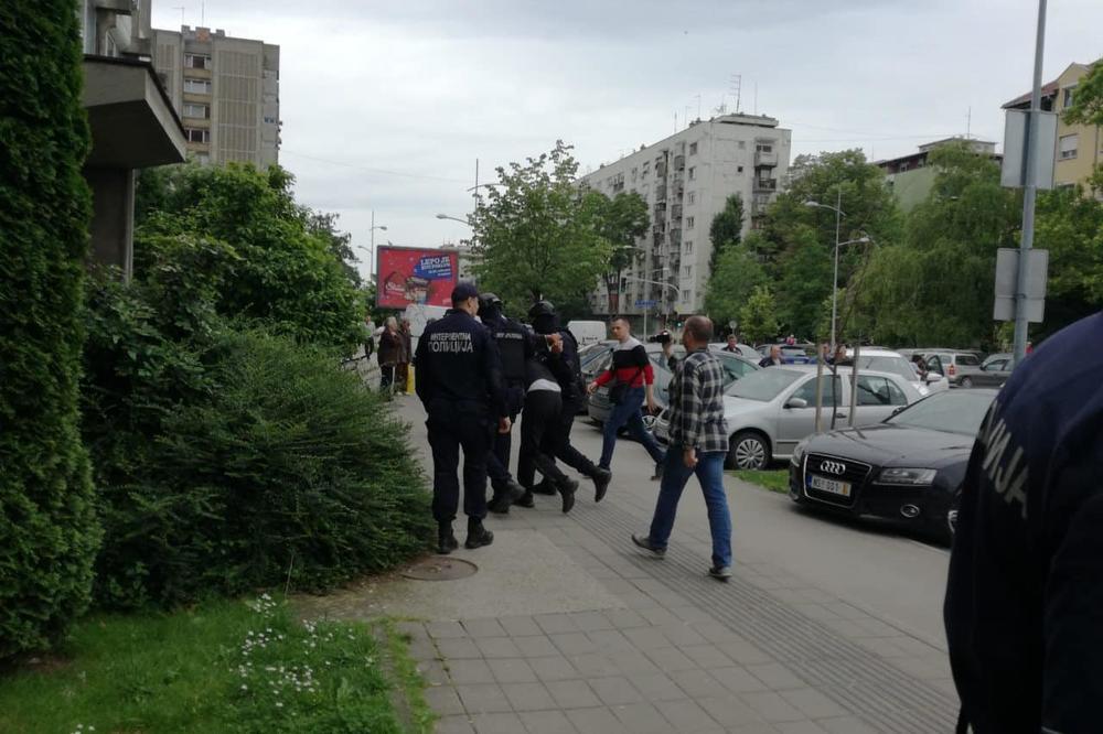 POTRAGA TRAJALA TRI DANA: Ovako je uhapšen trostruki ubica Goran