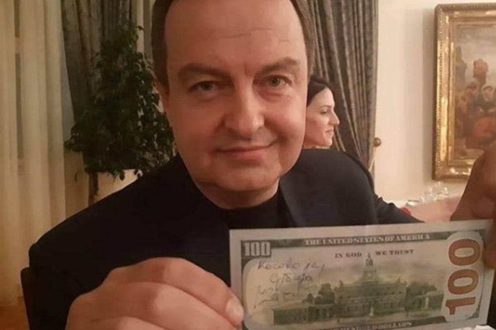 Natpis na novčanici