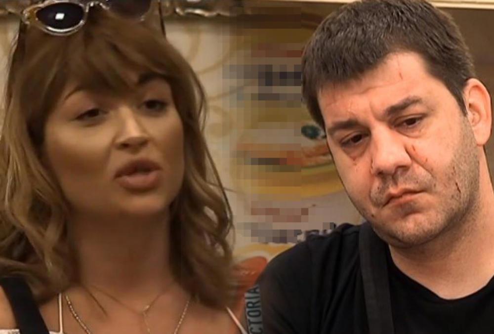 LAŽNA DISKVALIFIKACIJA?! JELENA ILIĆ OPET U RIJALITIJU: Susret oči u oči NASILNICE i prebijenog Ivana Marinkovića! TOTALNA NADMOĆ JEDNE ŽENE! (VIDEO)