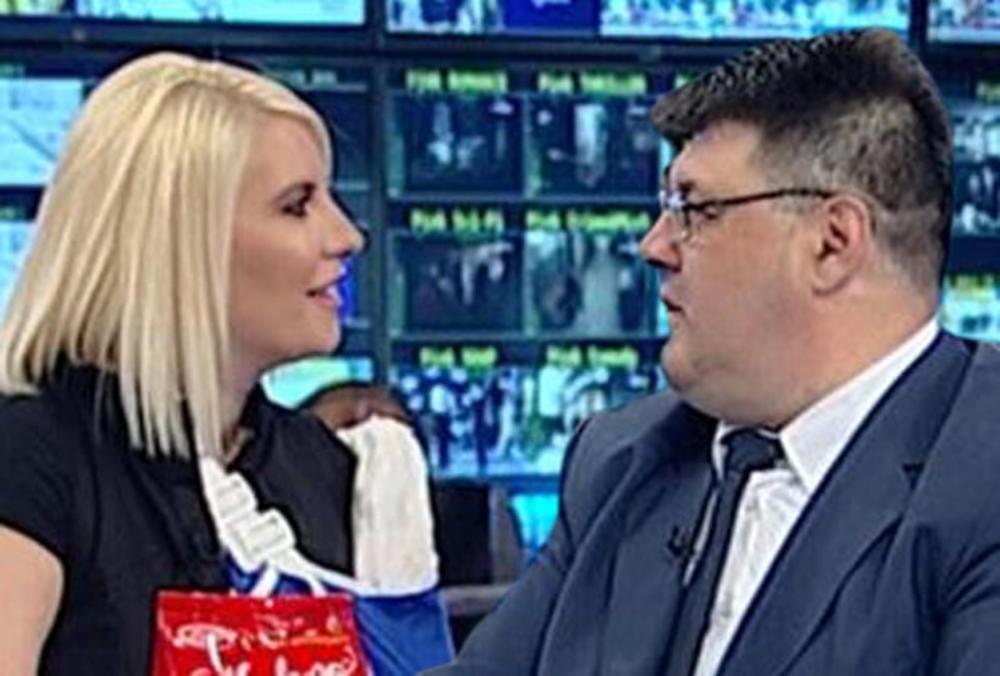 DEA ĐURĐEVIĆ POSLE 5 MESECI PONOVO VODI JUTARNJI! Sarapa nije mogao da izdrži, zaplakao uživo pred kamerama, a onda mu je voditeljka rekla JAKU stvar i svi su ZANEMELI (VIDEO)
