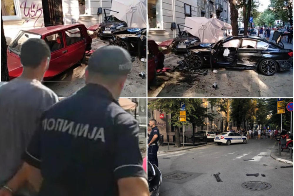 POKUŠAO DA ZBRIŠE IZ SRBIJE?! Uhapšen vozač koji je osumnjičen da je