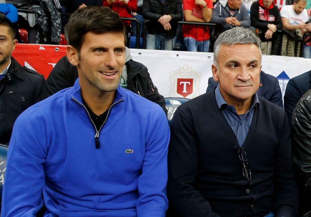 nije ni bilo  ponude za  saradnju Novak Đoković