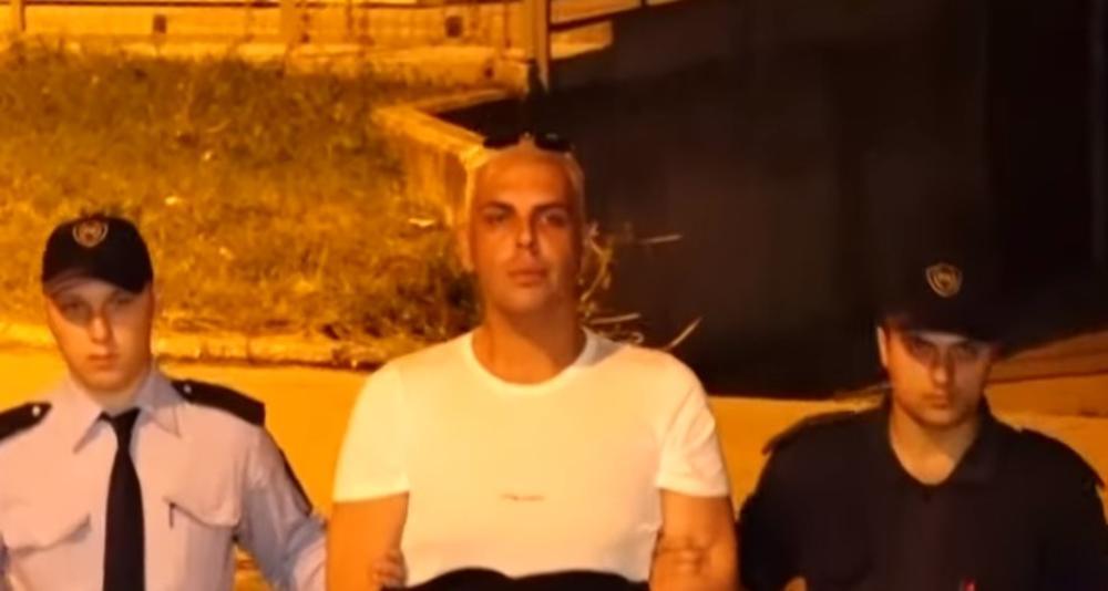 30 DANA PRITVORA ZA BOKIJA 13! Jovanovski zbog reketa od 8.000.000 € s lisicama na rukama doveden u sud, a onda ko MANEKEN otišao iza rešetaka (VIDEO)