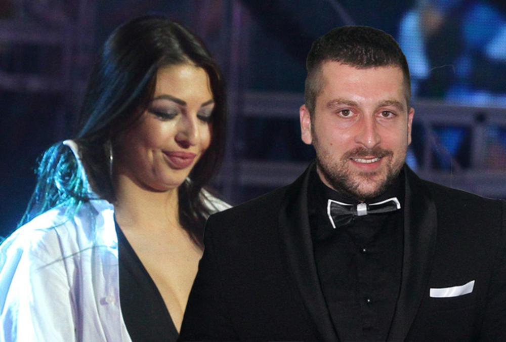 MLADEN BACIO OKO NA MAJU MARINKOVIĆ! Hoće da je vodi kući u Zetu: Pao i poljubac u SITNE SATE! (FOTO)