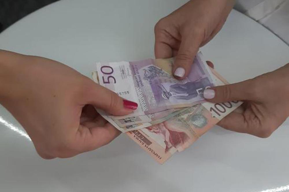 DOMAĆA VALUTA MIRUJE: Evro danas 117,59 po srednjem kursu