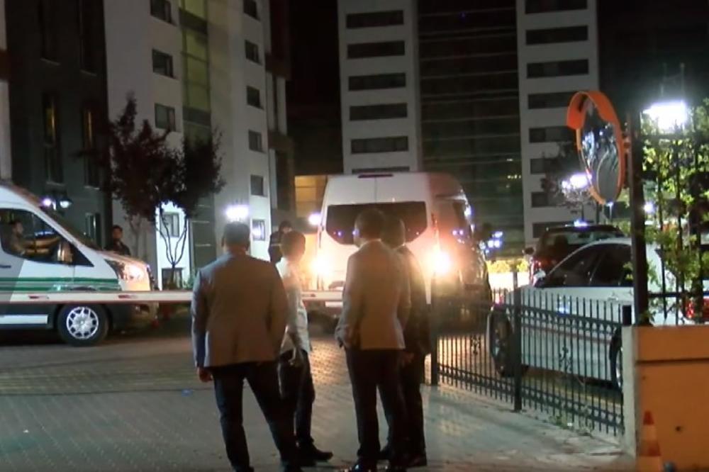 BELORUSKI DIPLOMATA RANJEN U TURSKOJ: Napao ga komšija, penzionisani oficir, koji se odmah potom ubio (VIDEO)
