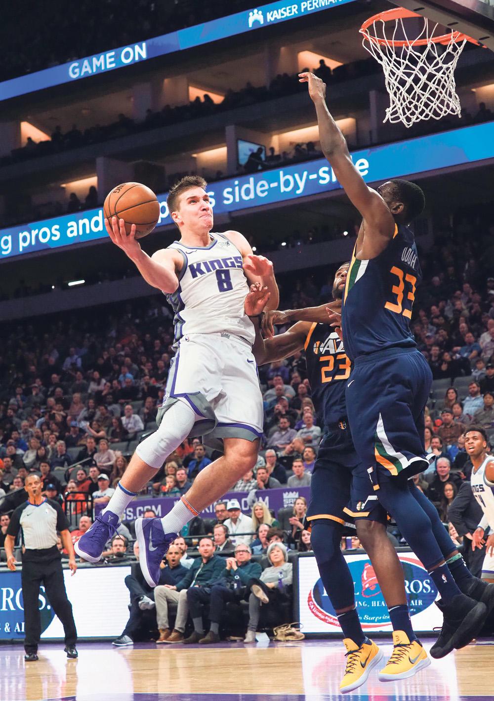 BOGDAN BOGDANOVIĆ ZNA ŠTA HOĆE SANJAM O NBA TITULI VIDEO SPORT