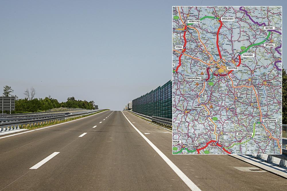 Kako Na Auto Put Milos Veliki Detaljno Objasnjenje Za Vozace