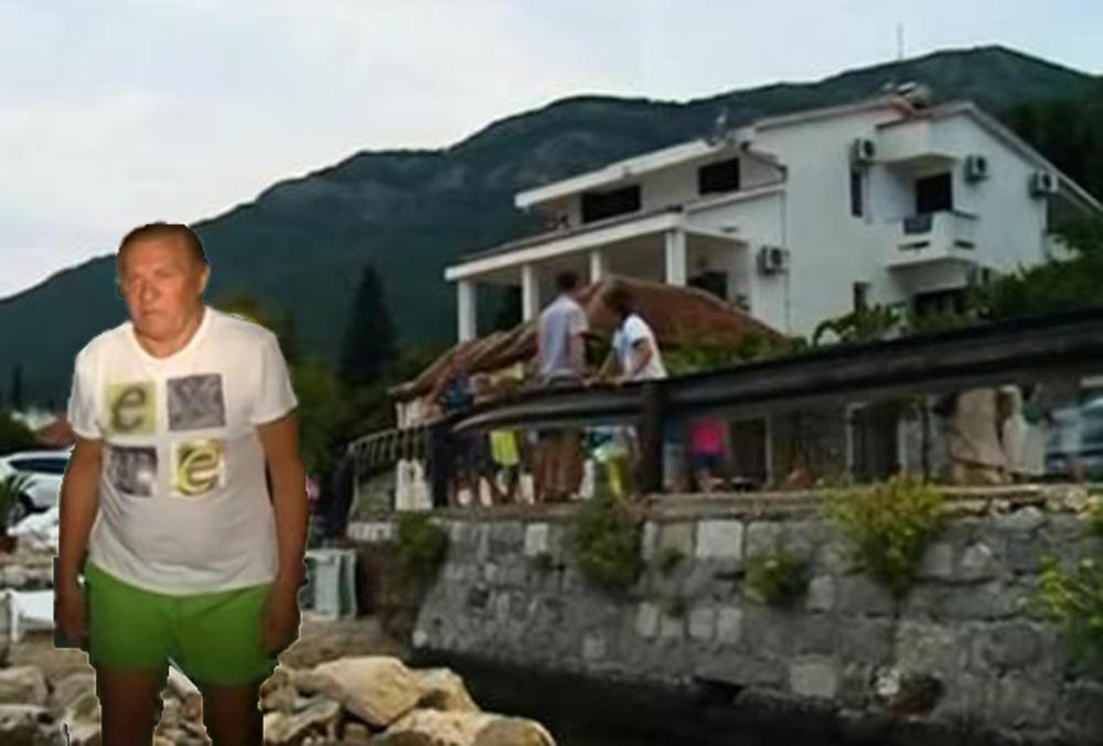 MILOŠ BOJANIĆ IMA DVORAC OD 618.000 € U VOJVODINI! Sad pokazao vilu na samoj obali u Boki! Svi bruje o JEDNOM detalju u dvorištu! HIT! (FOTO)