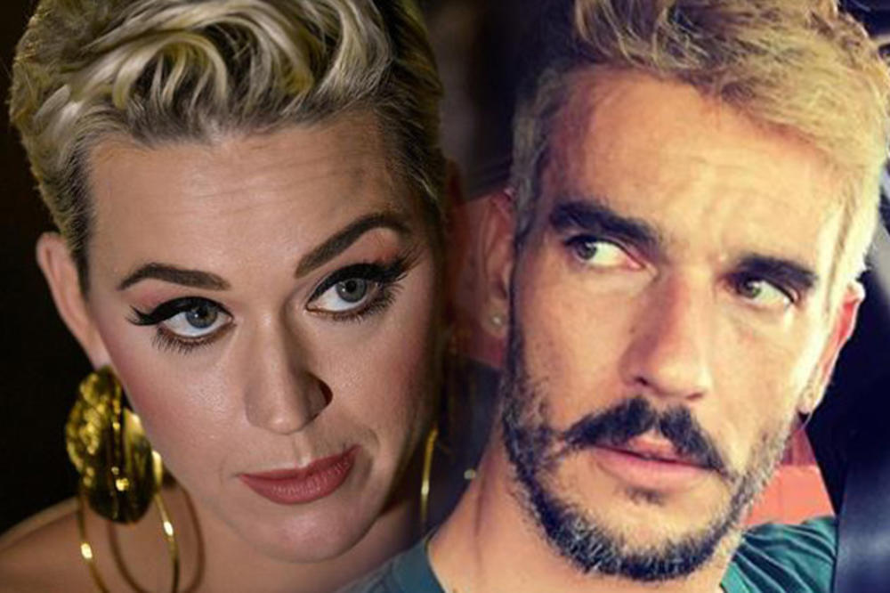 He stripped off his pants in front of his gay friends to show them what I had: Katy Perry abused him and he helped her shoot the video! (VIDEO)