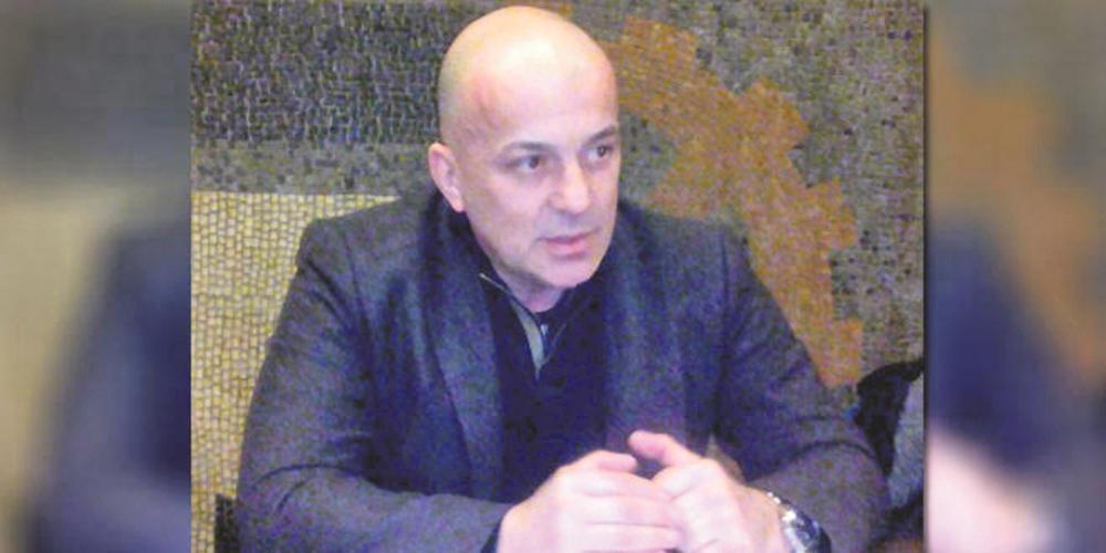 Veruje u  uspeh  policije... Goran  Tomić
