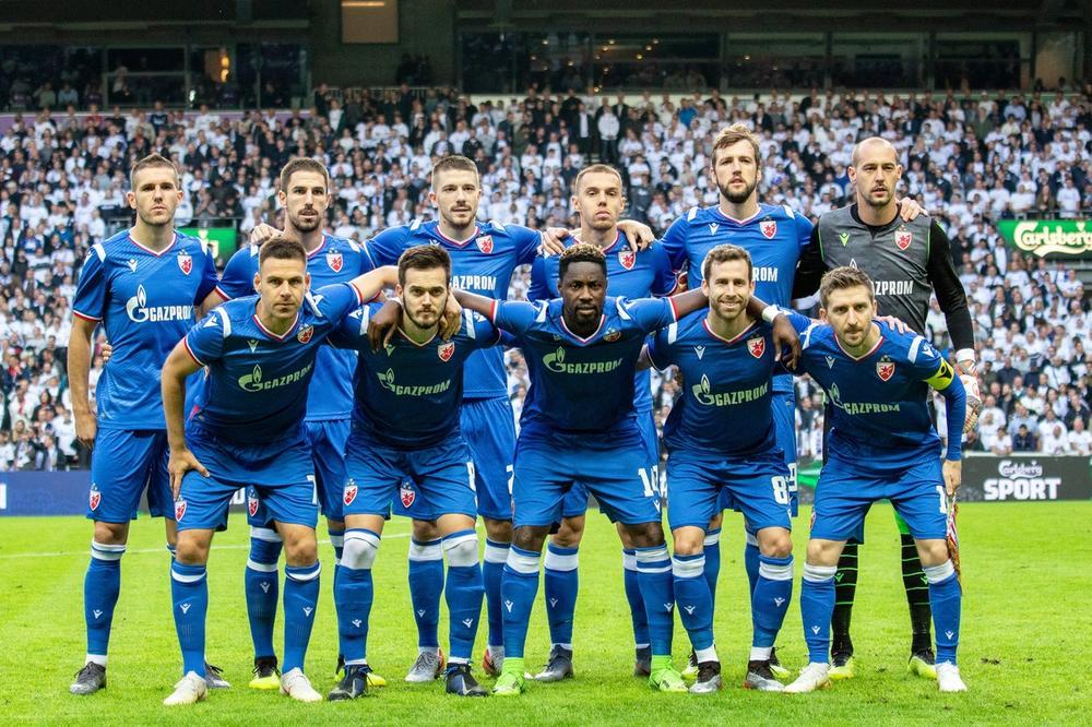 UŽIVO, KURIR TV: Jang bojs - Crvena zvezda (21.00), ovih 11 fudbalera je Milojević izabrao za napad na Ligu šampiona! Debituje Mateo Garsija