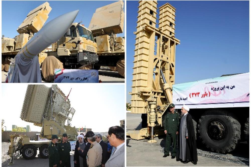 IRAN PREDSTAVIO SVOJ S-300: Bavar 373 čuva iransko nebo od
