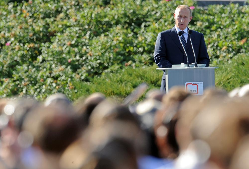 Putin 2009. godine