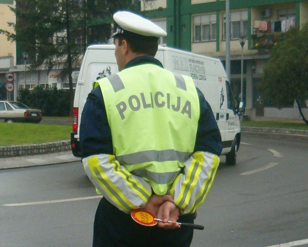 policajac, Saobraćajna Policija, škola