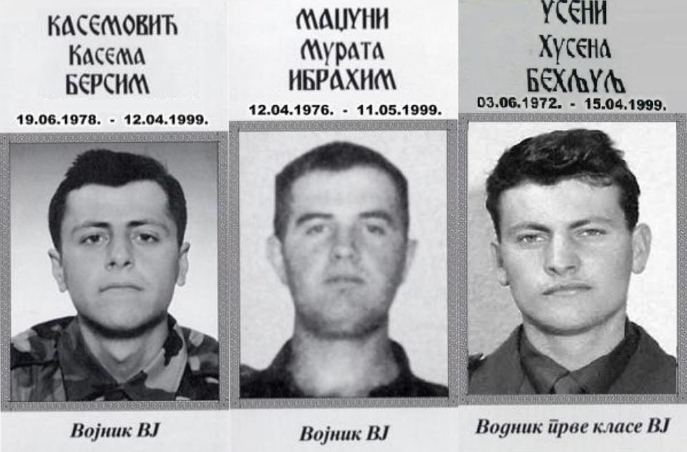SRPSKI JUNACI PALI ZA OTADŽBINU: Narode, pamti ove junake, to su Goranci koji su branili Kosovo i Srbiju