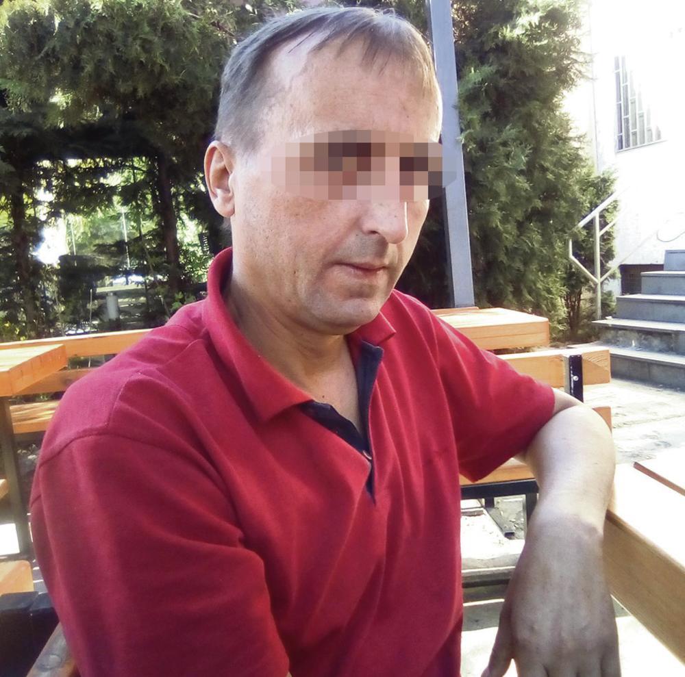 Bori se za život... Šurak Goran Radosavljević