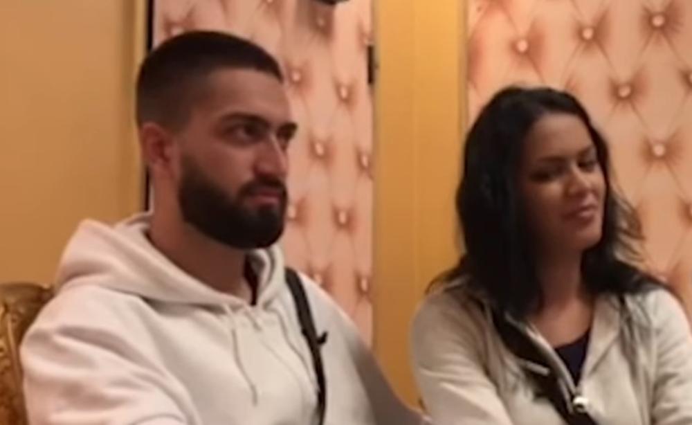 PAO PRVI POLJUBAC U RIJALITIJU: Dragana i Dimitrije se smuvali, a ona ostavila dečka napolju! Nisu ODOLELI! (VIDEO)