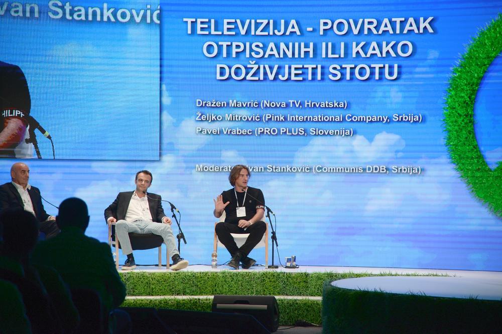 Željko Mitrović NA PANELU – PRVI ČOVEK PINKA ODBRUSIO MEDIJSKOM LIDERU SLOVENIJE: Zadruga jedan sat posle ponoći, ima više gledalaca nego sto Slovenija ima stanovnika
