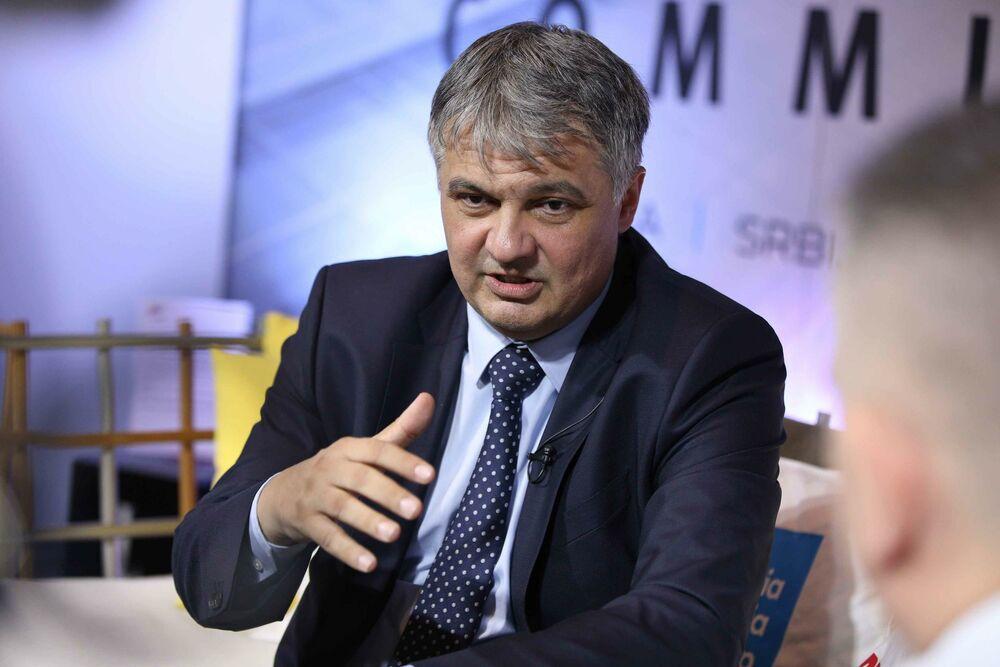 GENERALNI DIREKTOR VLADIMIR LUČIĆ: Interes Telekoma je snažna i zdrava konkurencija
