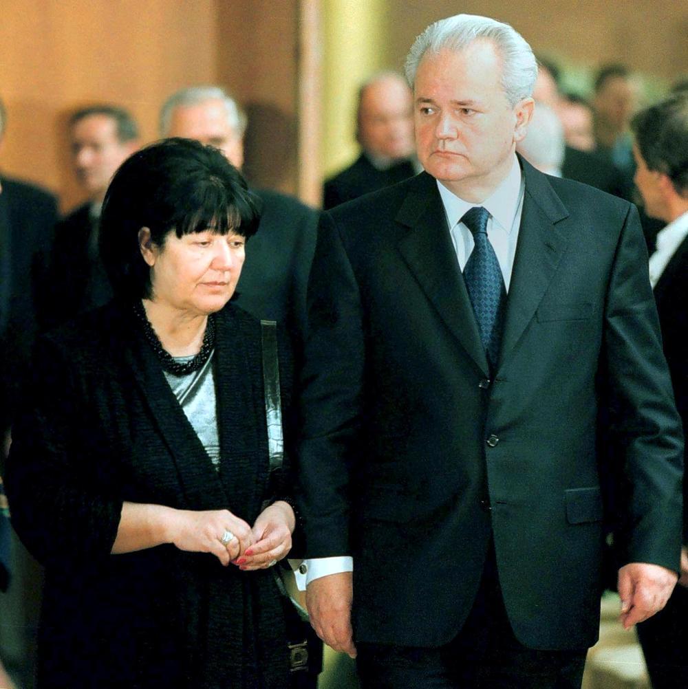 Slobodan Milošević, predsednički izbori, SRJ, Mira Markovic, Mirjana Markovic