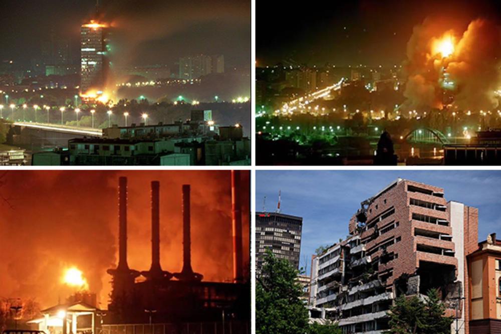DA SE NIKAD NE ZABORAVI! Prošla je 21 godina otkako nas je NATO bombardovao (KURIR TV)