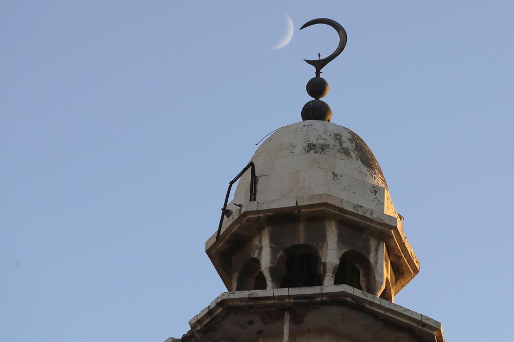 Kamen Temeljac Za Gradnju Dzamije U Islamisches Kulturzentrum