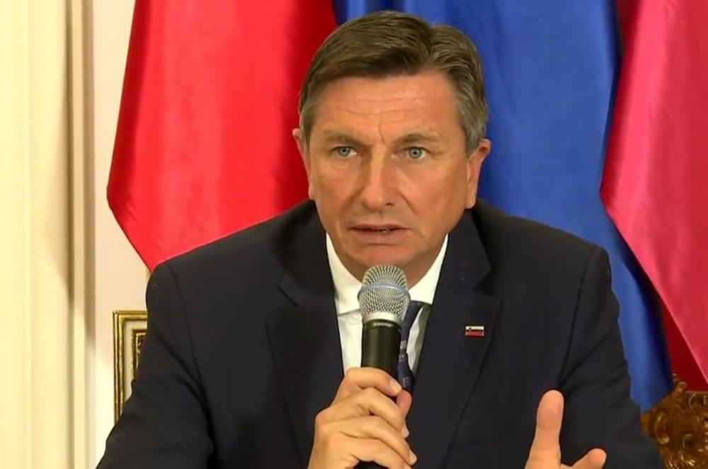 Višegradska Grupa, Prag, Aleksandar Vučić, samit, Borut Pahor