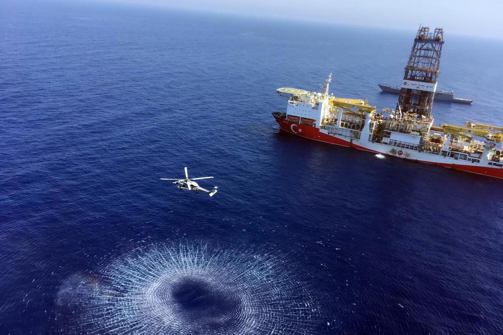 MOŽE BUŠITI NA DUBINI OD 11.400 METARA! Erdogan: Turska nabavila treći brod za istraživanje nafte!