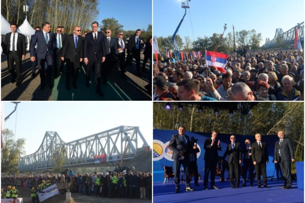 Kurir Tv Polozen Kamen Temeljac Za Izgradnju Auto Puta Beograd