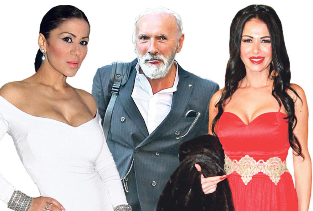 ZBOG ESTRADE SU I IME PROMENILI! Mina Kostić je Minira, Tina je Radmila, a Dino EDIN!