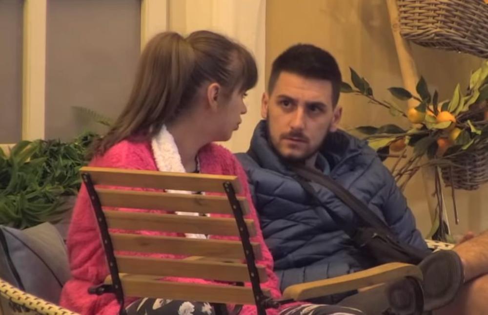 DO JUČE SI JEDVA ČEKALA DA OSTANEŠ TRUDNA, A SAD?! Miljana i Zola u klinču: Rešen da je odgovori od KIRETAŽE! (VIDEO)