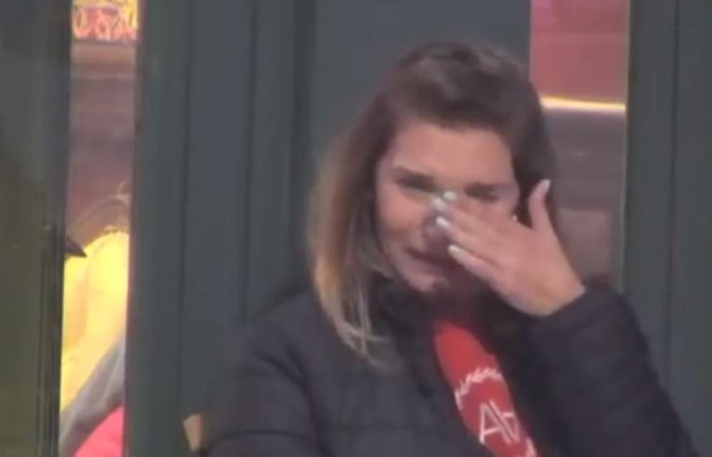 NATALIJA HOĆE DA NAPUSTI RIJALITI, SUZE JOJ SAME LIJU: Ostala je u ŠOKU kada su je optužili za OVO, na ivici je nervnog SLOMA! (VIDEO)