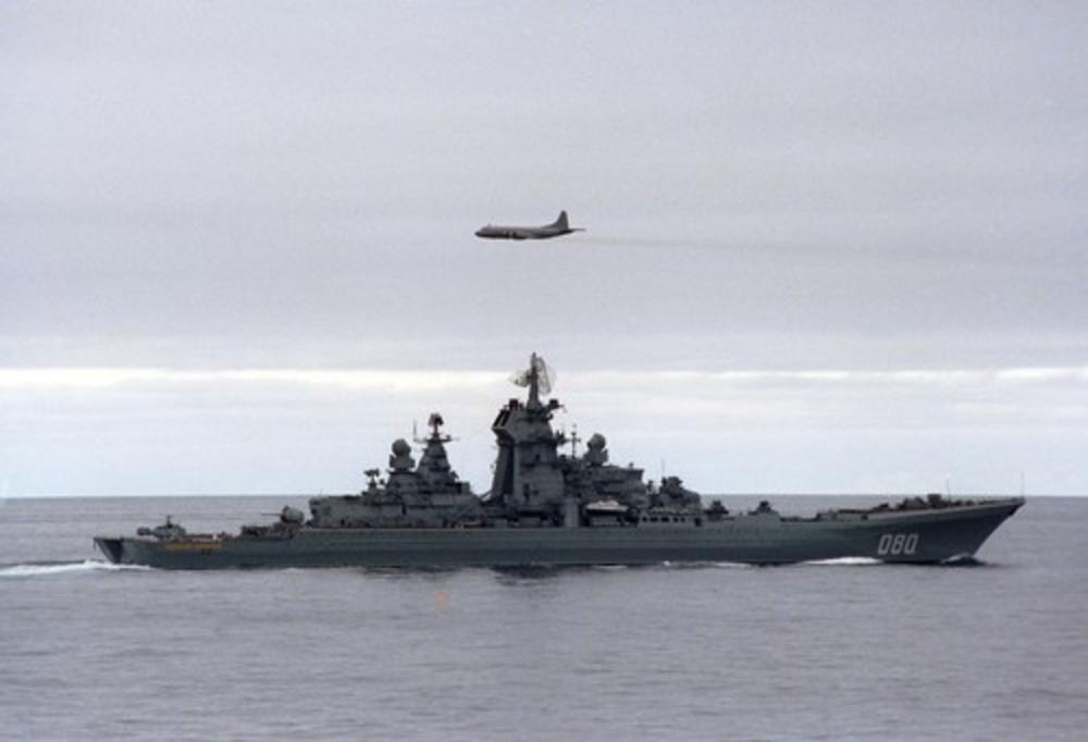 Ovo Je Namocniji Borbeni Brod Na Svetu Teska Ruska Krstarica