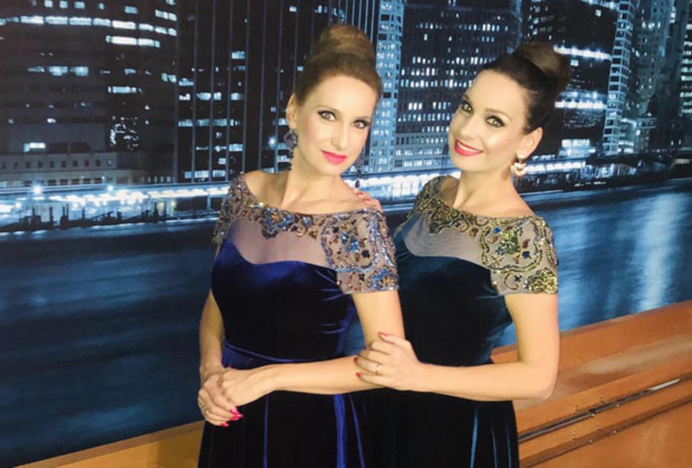 MARIJA I MARINA KAO U OGLEDALU: Najpopularnije bliznakinje Gobović iznenadile novim izgledom