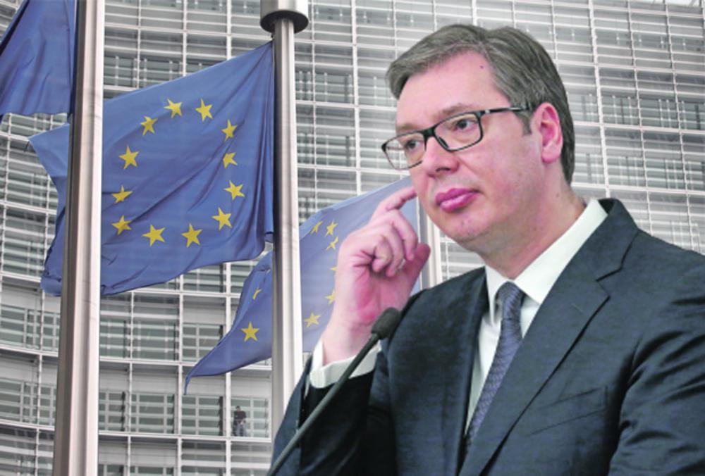 SPREMA SE ŽESTOK UDAR NA NAŠU DRŽAVU! NAJVEĆI  PRITISAK DO SADA: EU će od Srbije tražiti da prizna Kosovo!