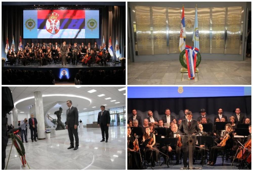 KURIR TV BIA OBELEŽAVA SVOJ DAN, VUČIĆ: Moramo da očuvamo mir i stabilnost u regionu, za Srbiju, za našu decu! Živela slobodna i nezavisna Srbija!