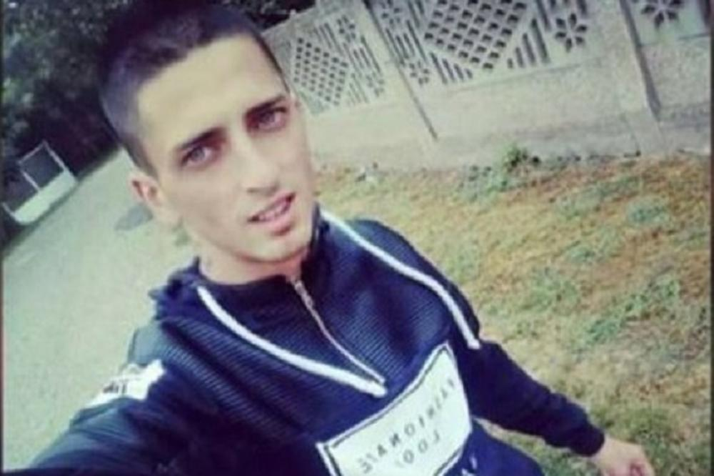 The family of Caslav Zivojinovic (24) has lived and lived in agony for 10 days.