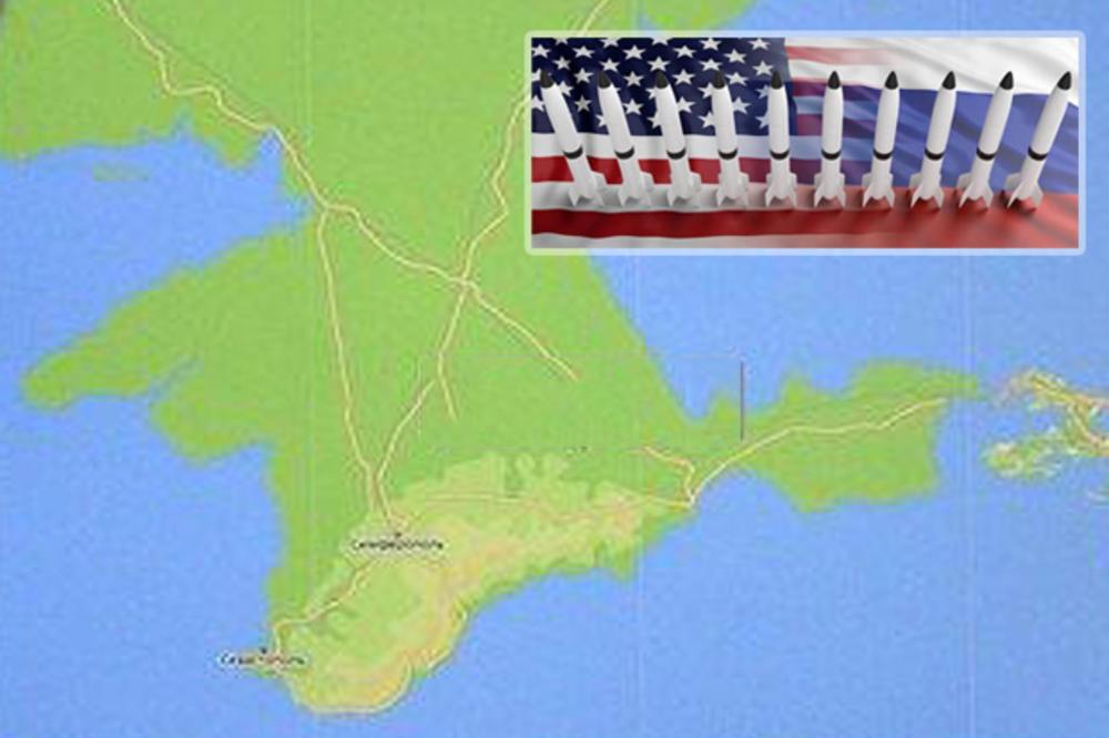 Krim Je Trebao Da Bude Americka Baza Sad Bi Tu Instalirale Svoje