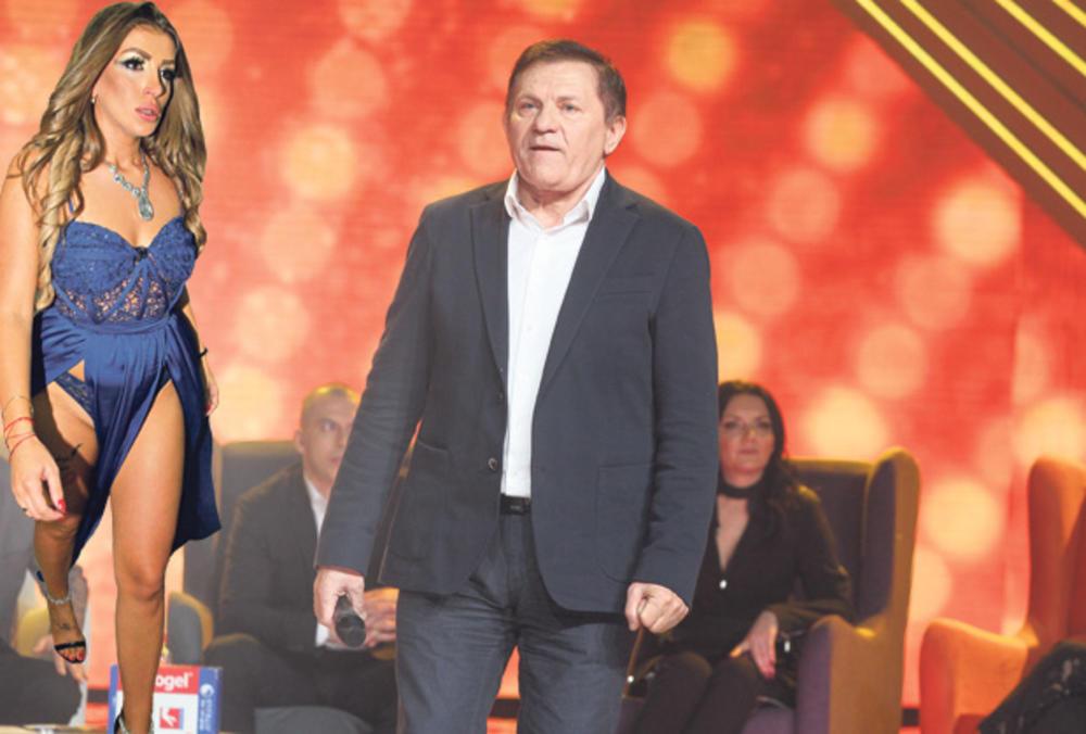 ŠOK INTERVJU! Miloš Bojanić: Dalila je bila prostitutka, menjala je muškarce kao čarape!