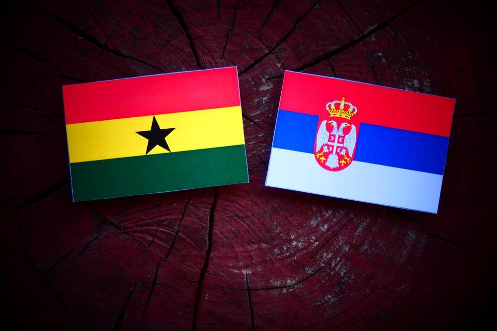 izlazak Gana