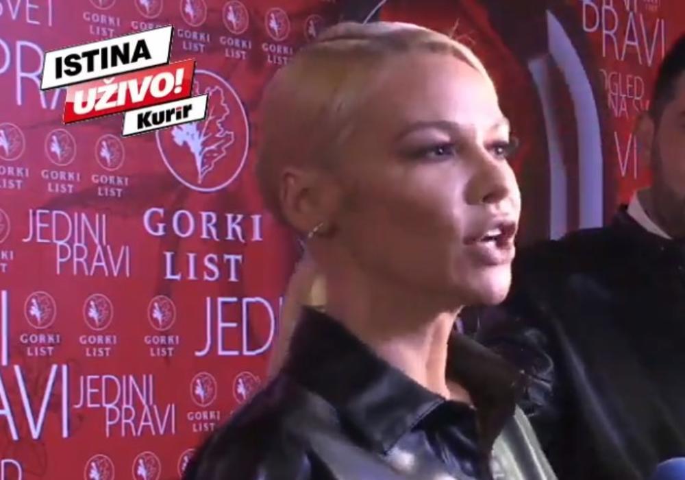 OSTAĆU NA ULICI SIGURNA SAM U TO! Nataša Bekvalac ispričala kakav je PEH doživela! (KURIR TV)
